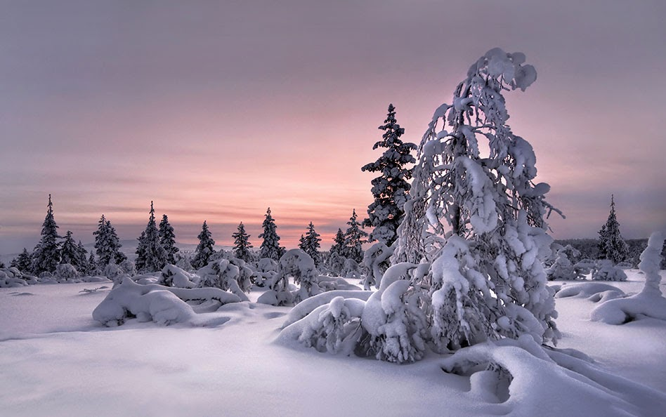 Lappland ประเทศฟินแลนด์
