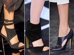 yılın moda ayakkabıları