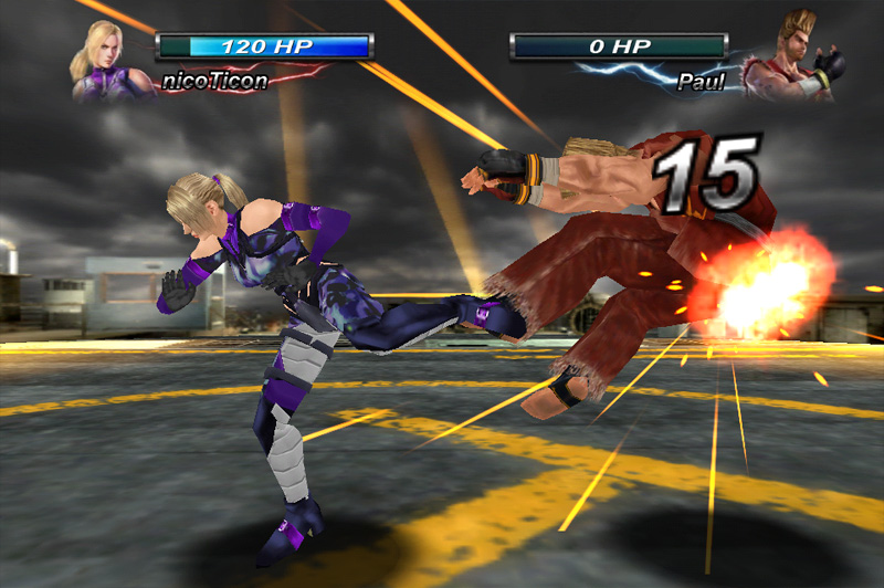 Tekken Collectible Cards Game iOS