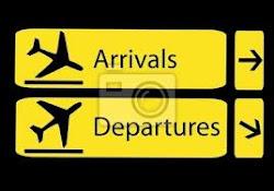 Salidas y llegadas en Ibiza