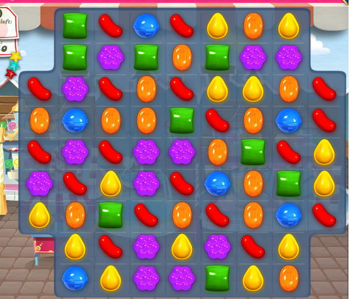 Candy Crush Saga do Facebook Disponivel para IOS e ANDROID!