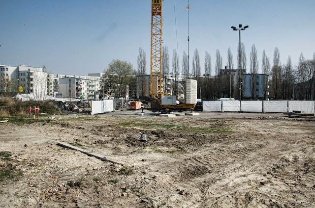 Baustelle Baugemeinschaften, Baugruppe, Sebastianstraße, 10179 Berlin, 29.03.2014