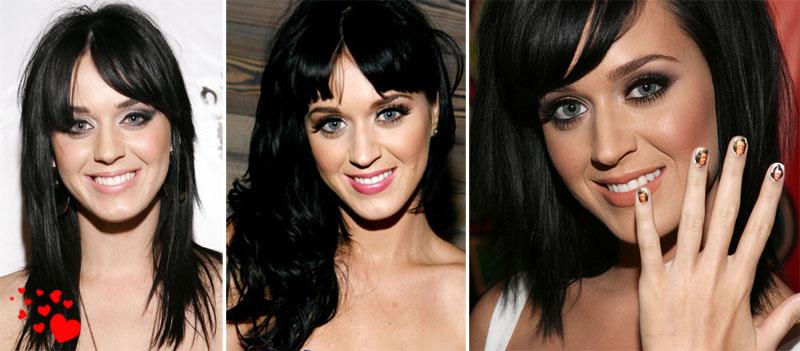 katy perry cabelo5 O cabelo da Katy Perry