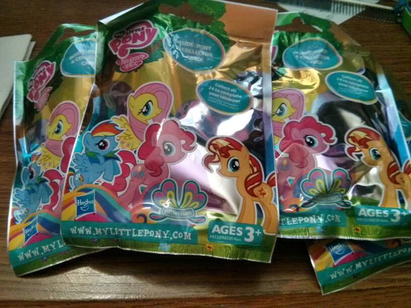 Wave 11 Blind Bags Found At Walmart Mlp Merch