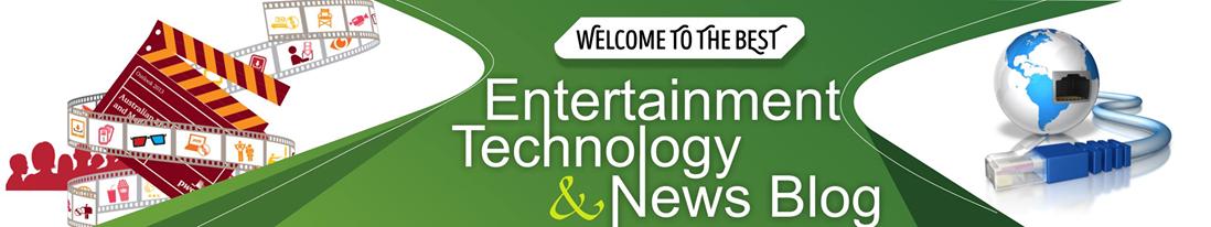 Entertainment | Tech | News