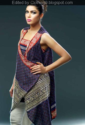 Sania Zara Kurti Collection 2014-15
