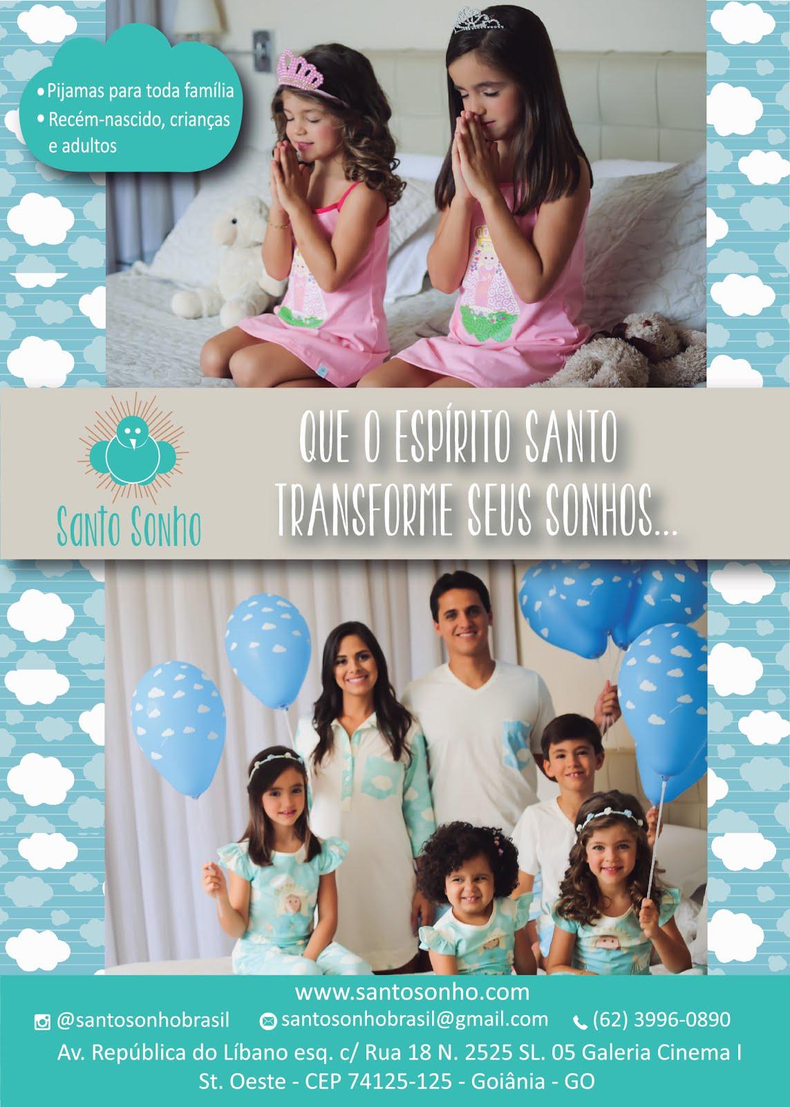 Pijamas Santo Sonho