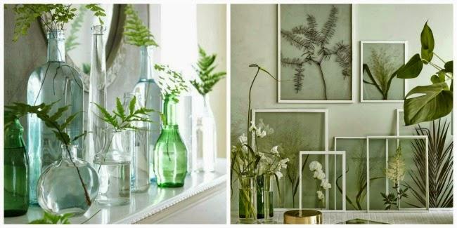 Interieur Inspiratie | Botanische prints in je interieur | Only ...