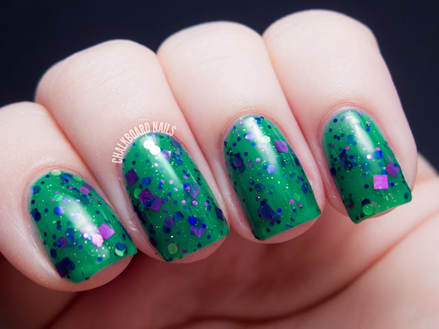 KBShimmer The Dancing Green