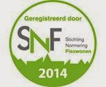 Wist u dat Homeflex SNF gecertificeerd is? Klik op het logo voor meer informatie!