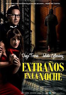 Extraños en la noche (2011) Español Latino