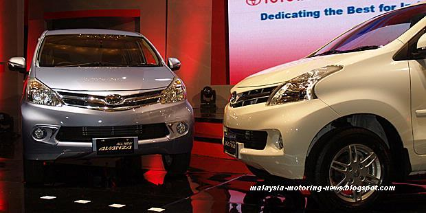 Toyota Avanza   Daihatsu Xenia Introduced In Indonesia