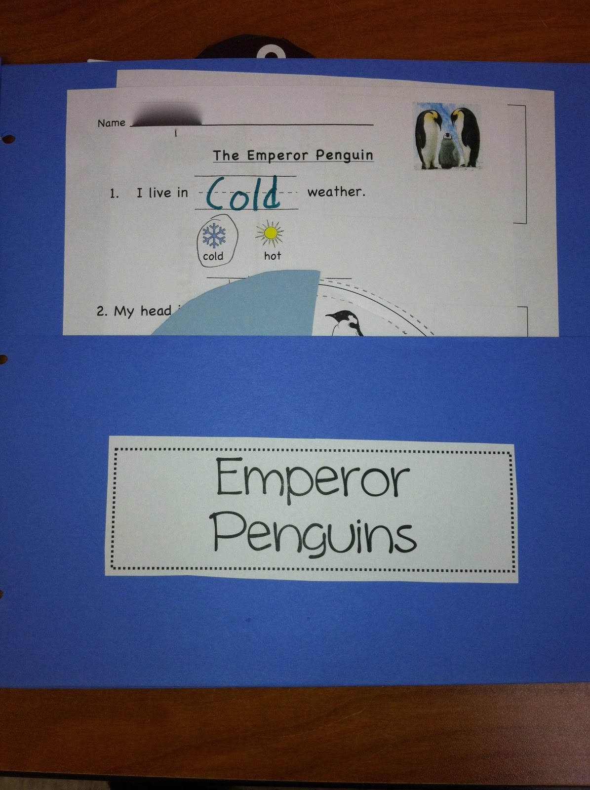 Sweet Kinders  A Month Of Penguins