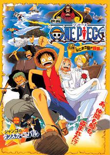 One Piece Movie 02 - Clockwork Island Adventure