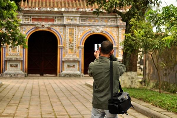 sobreposição de fotos do vietnã