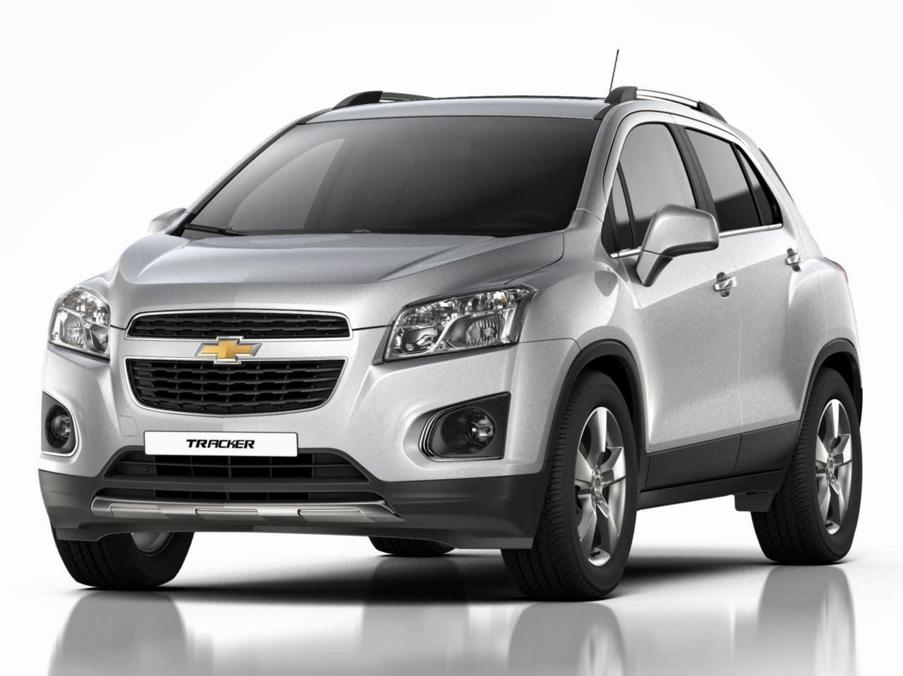 DIVERSI-CAR SHOW: Chevrolet Tracker LTZ intimida Ford EcoSport