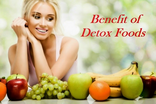 Benefits of Detox Food