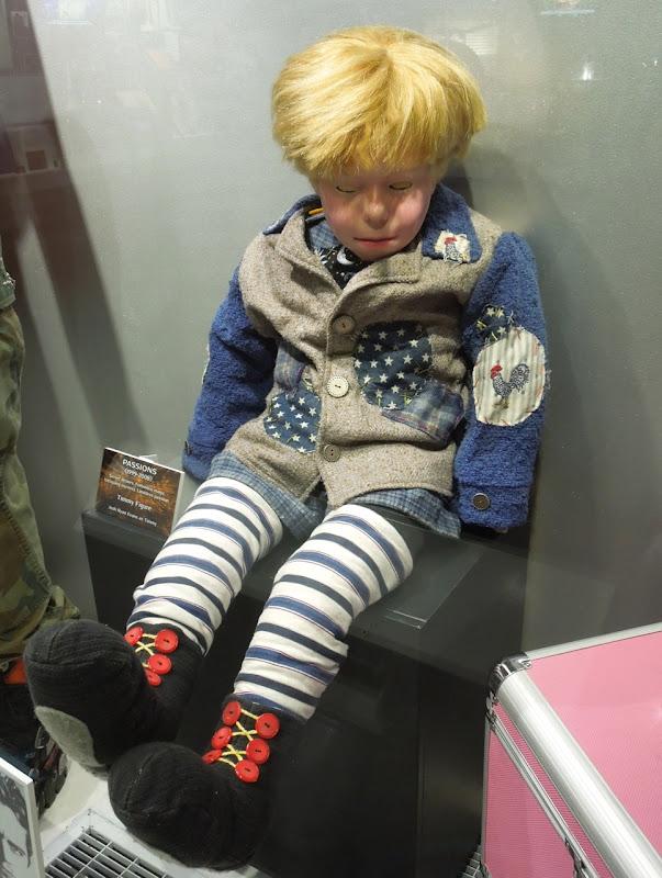 Josh Ryan Evans Timmy doll prop Passions