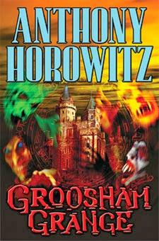 cover of Groosham Grange by Anthony Horowitz