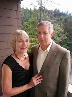 Intimate wedding at the Salish Lodge & Spa officiated by Patricia Stimac, Seattle Elope