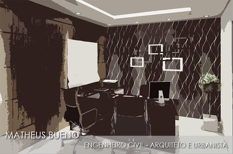 Matheus P. Bueno - Engenharia Civil / Arquitetura e Urbanismo - Perspectivas Eletrônicas