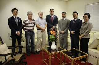 ESPORTES  Comitê Manaus 2016 reúne-se com Consulado Geral do Japão em Manaus para tratar de estratégias e parcerias para os Jogos Olímpicos