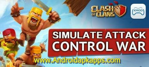 Free Download Clash of Clans Auto Next XMODGAMES 2015 Gratis