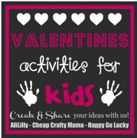 Valentine's Day Activities for Kids - Create and Share