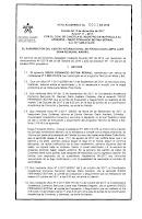ATENCIÓN: Cancelación de registro de matricula