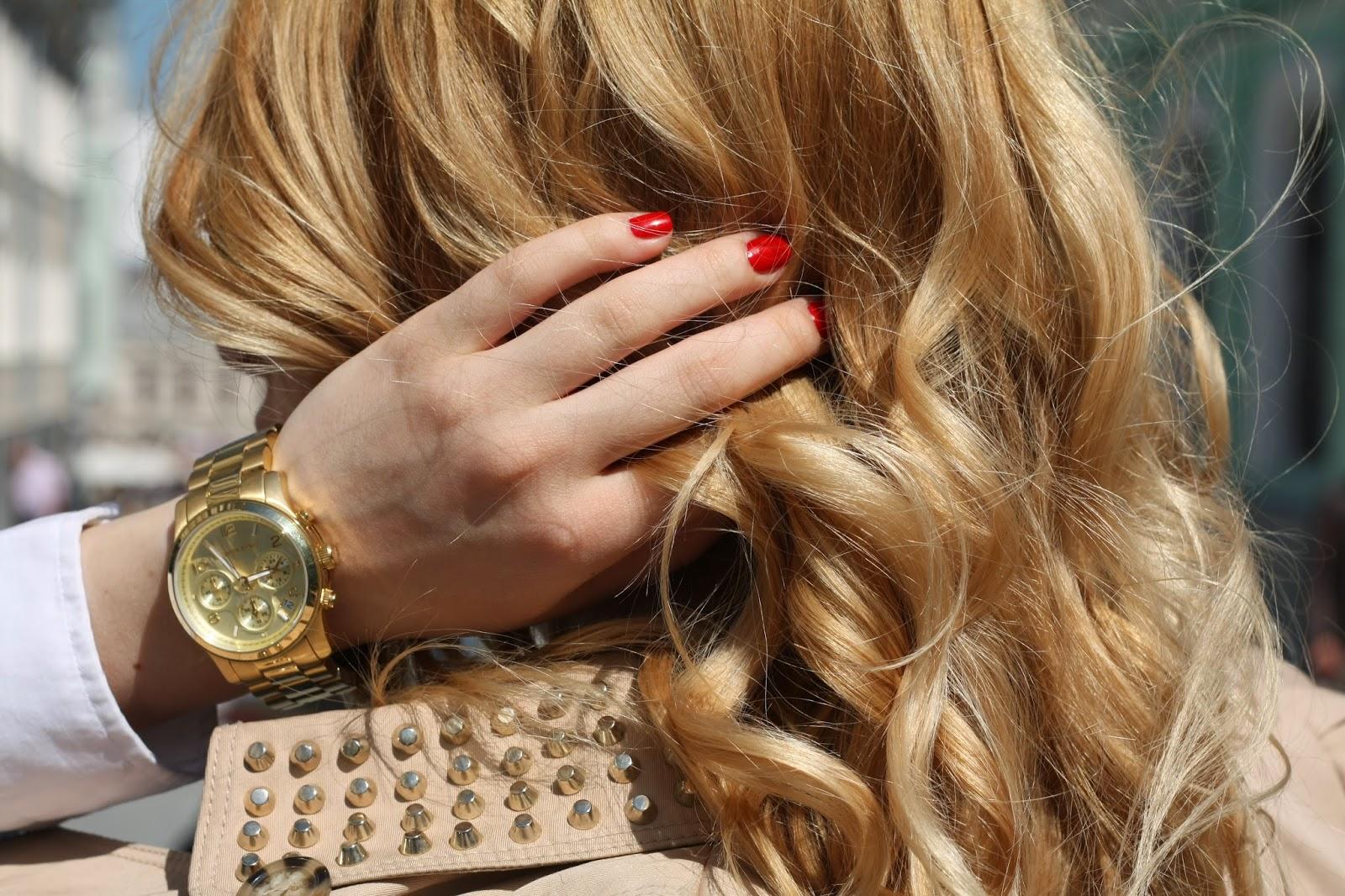 часы Michael Kors, Costa de la moda, Irina Pavlova, russian blogger