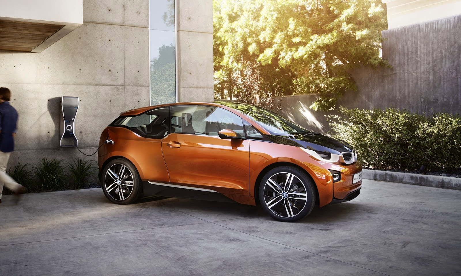 BMW i3 HD Wallpapers | HD Wallpapers (High Definition ...