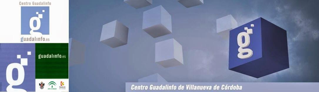 Centro Guadalinfo de Villanueva de Córdoba