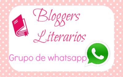 Grupo de Whatsapp Literario.
