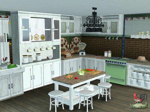 Sims 3 kitchen ideas 28 images kitchen ideas sims for Sims 3 kitchen designs