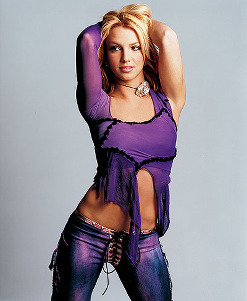 Celebrity Hairstyles - Britney Spears 13