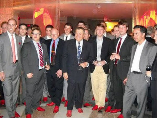 Images Of Tony Podesta Wearing Red Shoes