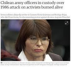 CHILE: Los hechos ocurrieron en 1986