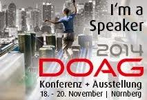 DOAG 2014 Konferenz + Ausstellung
