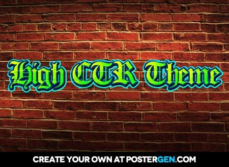 High CTR Theme