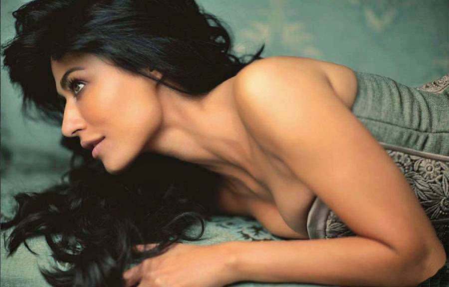 Chitrangada Singh wallpaper in Maxim Magazine 2011