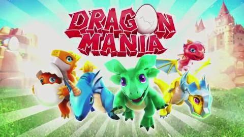 Dragon Mania Efsaneleri Hile Android