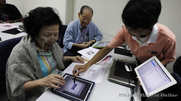 Hanya 10 % Orang Indonesia Melek Teknologi, blog.cyber4rt.com