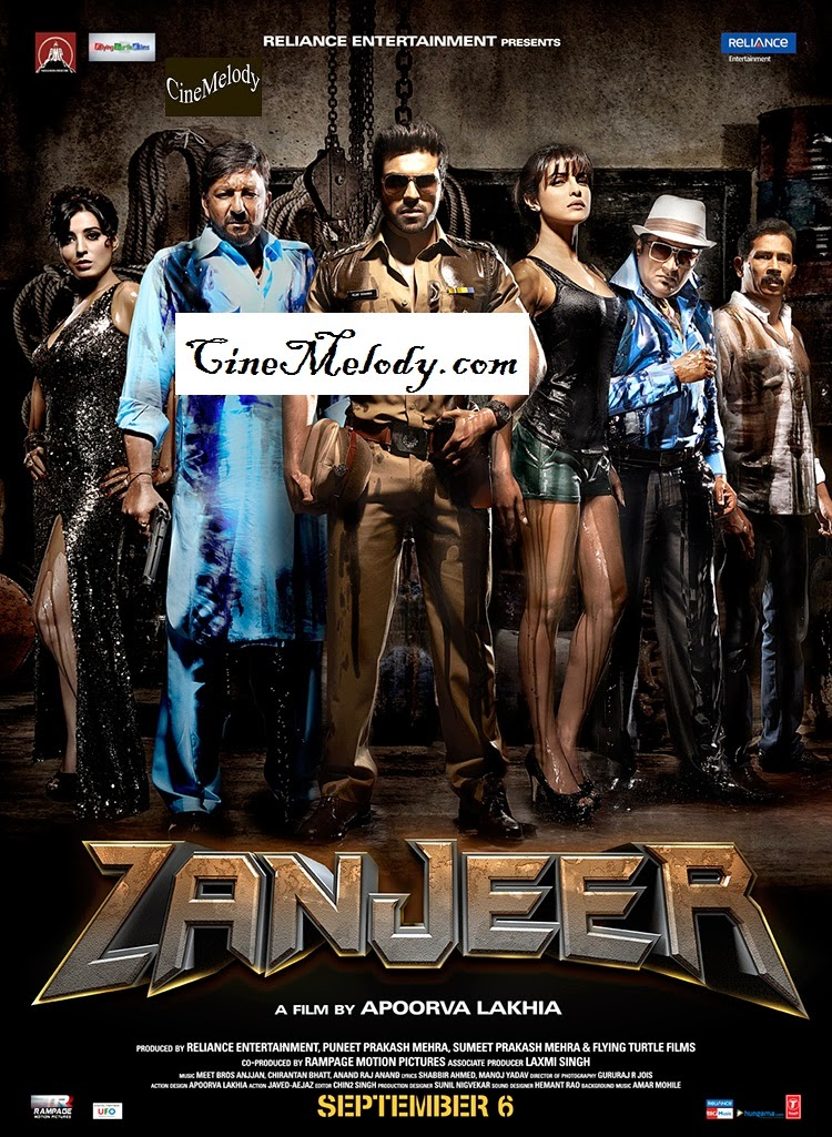 Zanjeer  Hindi Mp3 Songs Free  Download  2013