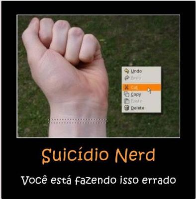 Suicídio de nerd
