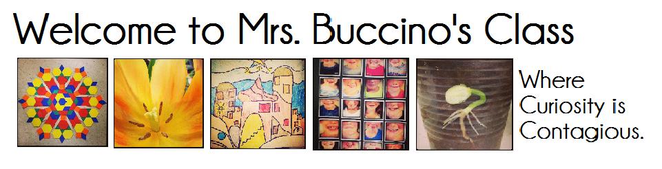 Welcome To Mrs. Buccino's Class