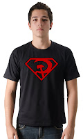Camiseta Superman Red Son