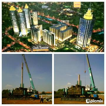 oak tower gading icon kelapa gading