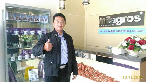 Owner Web Milagros Bogor