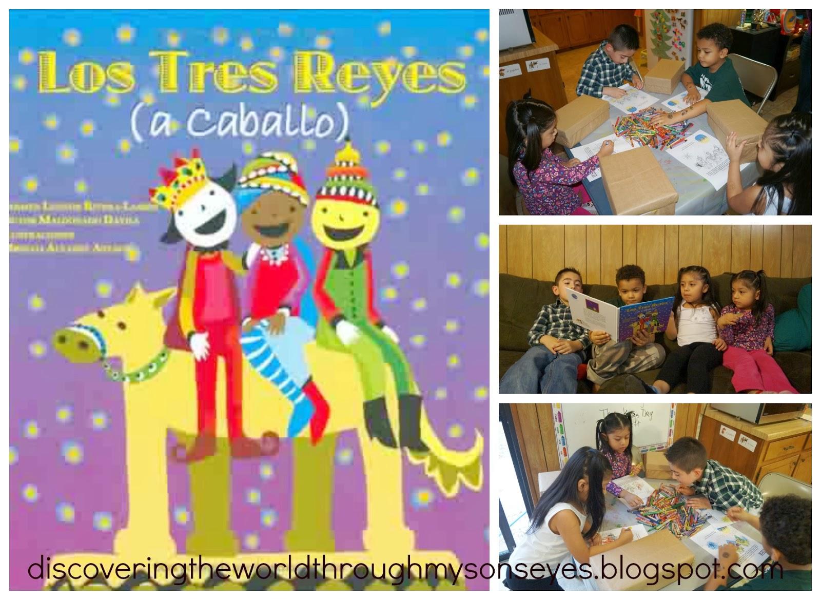 Celebrating Dia De Reyes Decorate A Shoe Box Craft