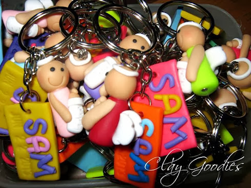 I make Clay Charms too!